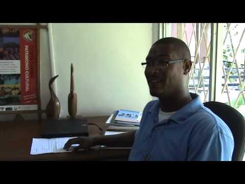 Entrevista a Kendom Fox Downs UNV Nicaragua