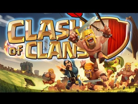 Clash of Clans - Mods for iPhone 5 *JAILBROKEN*