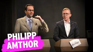 Chez Krömer vom 10.09.2019 mit CDU-Politiker Philipp Amthor