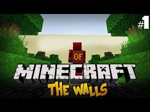 Minecraft The Walls: blow i reZi vs. skkf i Masterczułek (cz