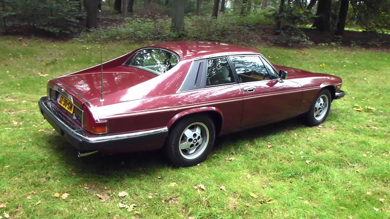 jaguar xjs v12 1983 youtube. Black Bedroom Furniture Sets. Home Design Ideas