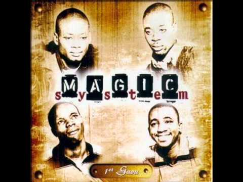 Magic system - Amoulanga (1ER ALBUM AVT LE SUCCES EN FRANCE )