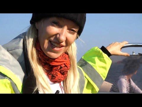 The dangerous Lighthouse - Lesbos Greece - Refugee Crisis