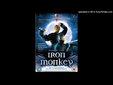 Iron Monkey - Commentary by Bey Logan and Donnie Yen