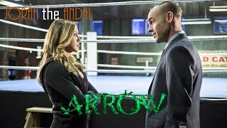 Arrow - Working Together and Alone Suite (Laurel/Quentin Theme) Resimi