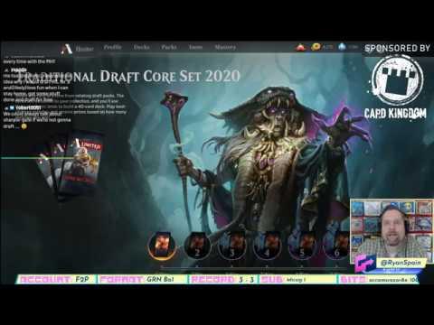 MTG Arena M20 Bo3 Draft -