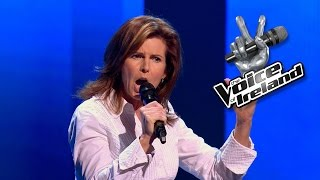 Maria Cuche - If I Were A Boy  - The Voice of Ireland - Blind Audition - Series 5 Ep4