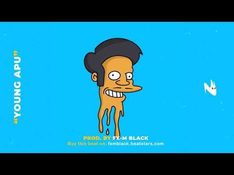 """BASE DE RAP DOBLE TEMPO - """"YOUNG APU"""" - RAP BEAT HIP HOP INSTRUMENTAL FREESTYLE (Prod. Fx-M Black)"""