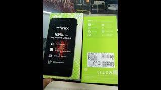 مراجعة أنفكس هوت 5 لايت Review infinix hot 5 lite
