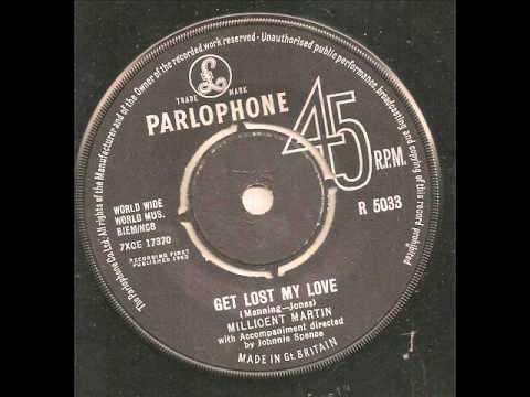 Millicent Martin - Get Lost My Love