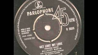 Millicent Martin - Get Lost My Love