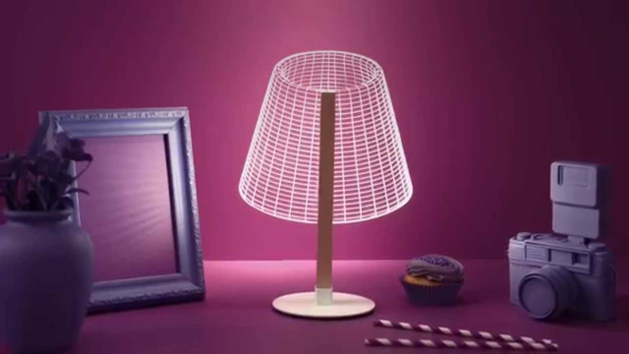 Bulbing 2d 3d Led Lamps Optimize Your Lighting