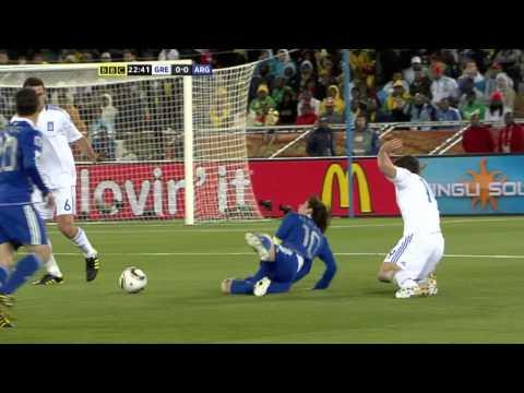 Lionel Messi vs Greece HD 720p [World Cup 2010]