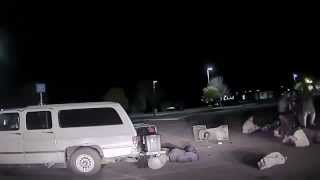Deadly CHAOS: Police release video of deadly brawl in Walmart parking lot