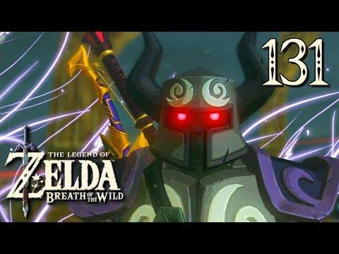 ZELDA BREATH OF THE WILD #131 : L'ARMURE SPECTRALE !