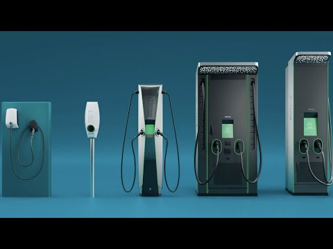 Charging with EVBox | Our Product Portfolio
