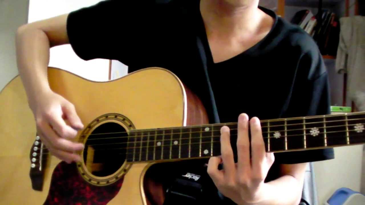  那我懂你意思了 很幼稚嗎 Acoustic Guitar Cover - YouTube