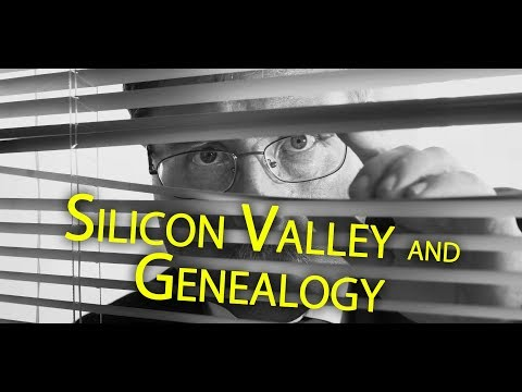 AF-253   Silicon Valley Has its Eyes on Owning Our Genealogy. Why?