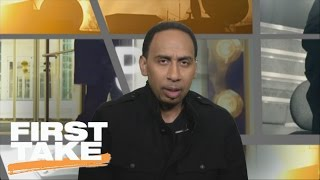 Jay Cutler Was Born To Play For The New York 'Clown Franchise' Jets | First Take | March 10, 2017