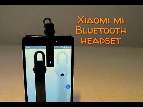 Xiaomi mi Bluetooth – обзор. Xiaomi Bluetooth отзыв и опыт пользования.