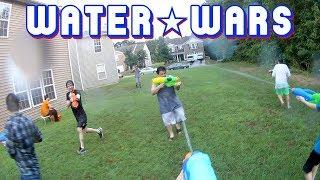 Water Wars 2018: Soiree