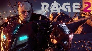 Rage 2 RTX 2080 Ti PC Max Settings Gameplay