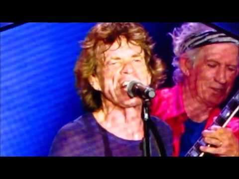 The Rolling Stones - Some Girls - Live in Atlanta, 2015 (best audio and video)