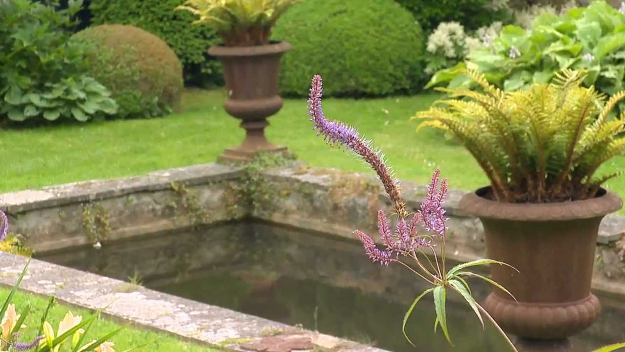 Jardin de normandie jardins d 39 argences youtube for Le jardin normand