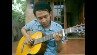 Nothing's Gonna Change My Love For You - George Benson [cover] nathan fingerstyle.mp4