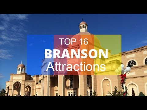 Top 16. Best Tourist Attractions in Branson - Missouri
