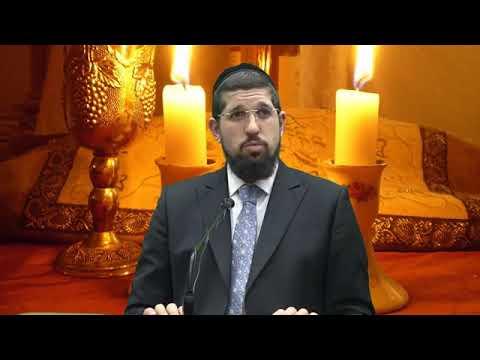 לקראת שבת הרב אליהו עמר תפילת ערבית של שבת קודש