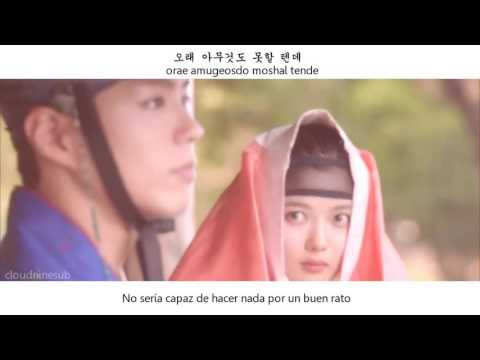 Sung Shi Kyung - Fondly, Goodbye [sub español + han + rom] Moonlight Drawn by Clouds OST