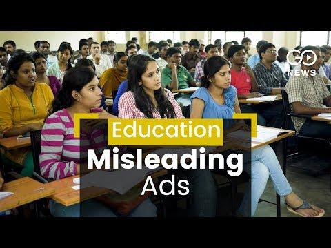 Misleading Adverts