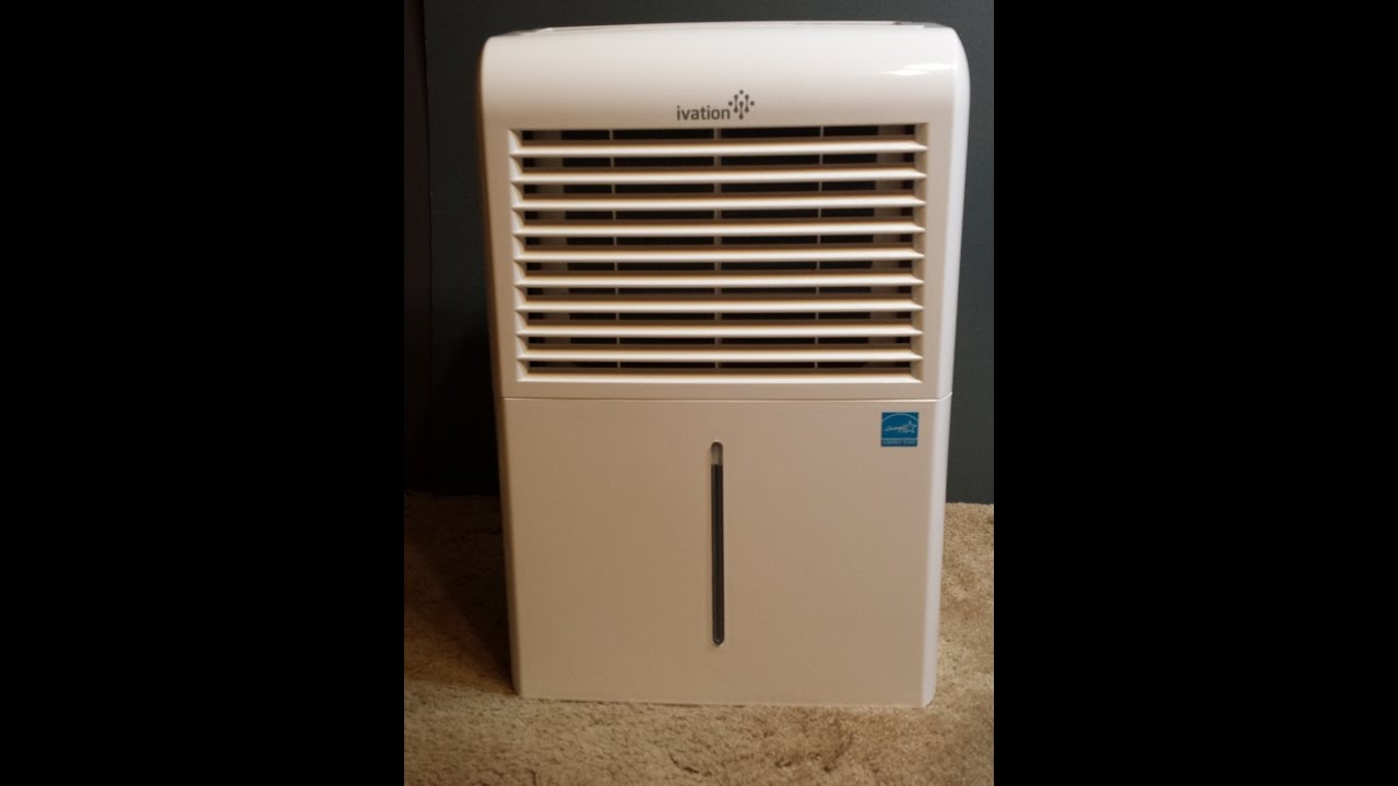 haier 30 pint dehumidifier. ivation 30 pint energy star dehumidifier haier