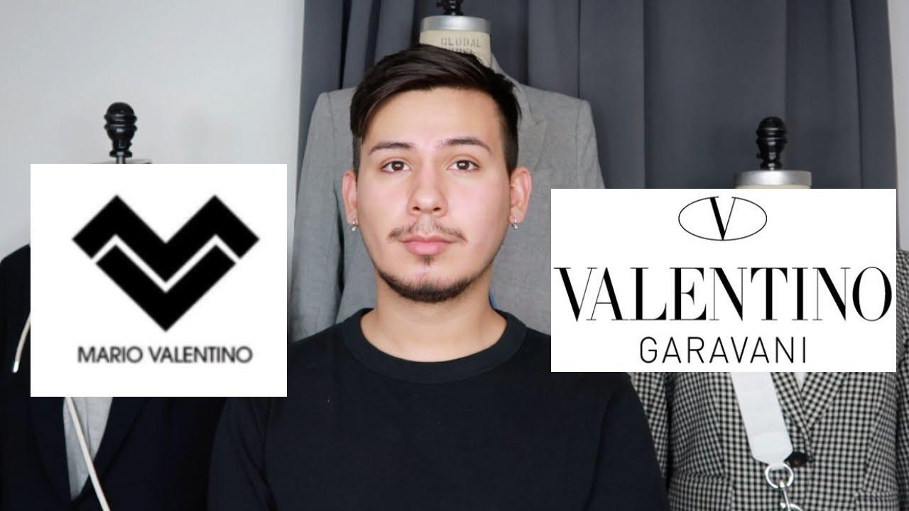 VALENTINO GARAVANI SUES MARIO VALENTINO