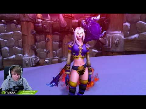 HORDOWY TRANSMOG CONTEST S3 - World of Warcraft: Battle for Azeroth