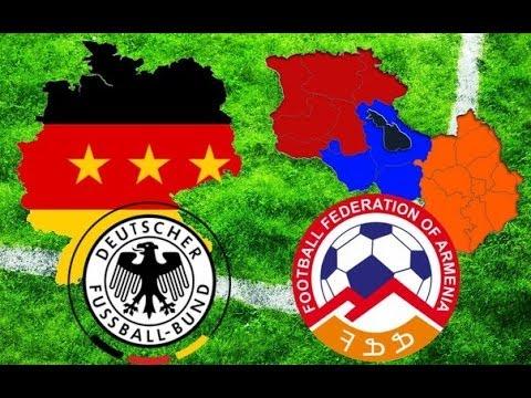 Гол Генриха Мхитаряна сборной Германии | Vk.com/armfootballgroup