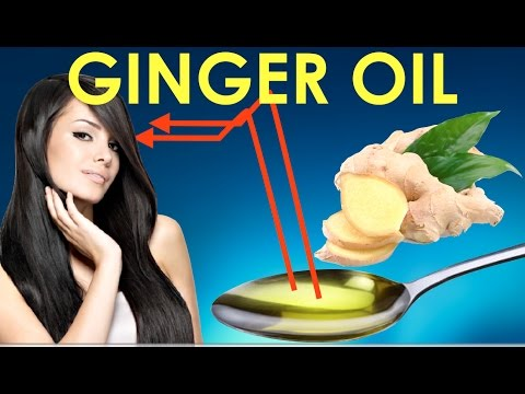 Ginger benefits for hair – Hair growth benefits of ginger ( stop hair loss)