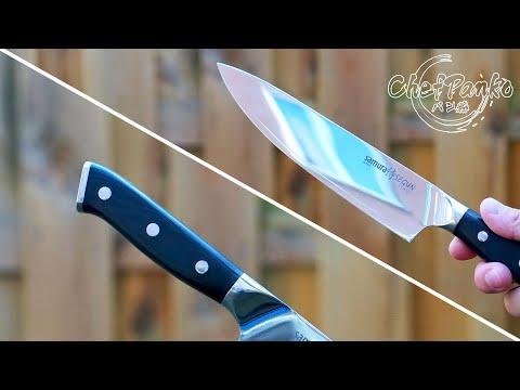 Samura Segun chef knife Review – Japanese AUS10