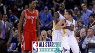 Greatest Stephen Curry Fights of All Time - NBA February 2019 New Update!!!