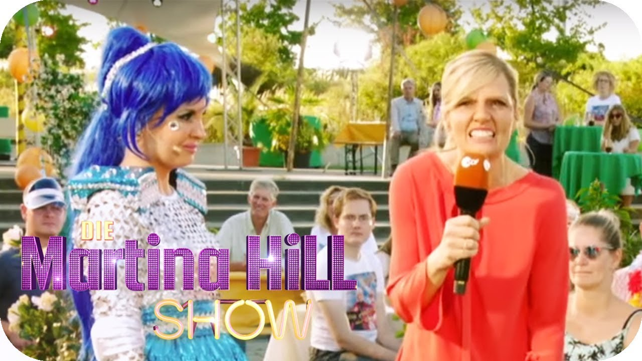 Martina Hill Show Mediathek