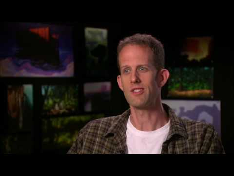 Inside Disney's Up - Discovering a Lost World