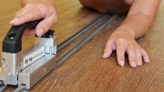 Janser TIP TOP jak udělat přesné spoje na PVC a koberce podlahy