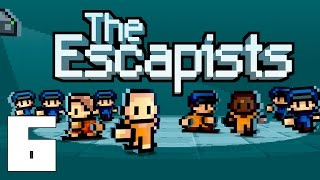 The Escapists! El Prisionero Madafaka! Capitulo 6!