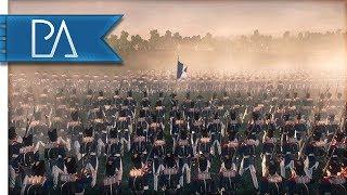 NAPOLEON ATTACKS HILL DEFENSE: BATTLE OF LODI - Napoleon: Total War Gameplay