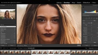 Photo Editing with VSCO in Lightroom | My Workflow
