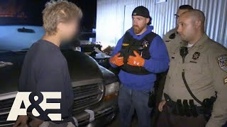 Live PD: Trailer Treasure (Season 2) | A&E