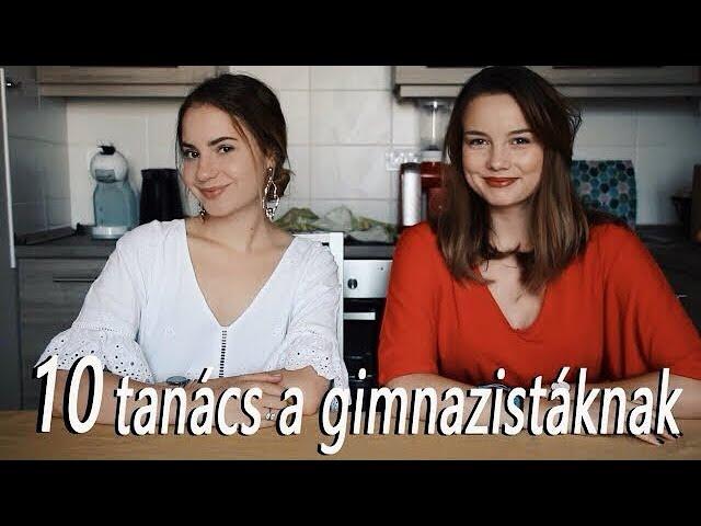 10 dolog, amit jó lett volna tudni az EGYETEM előtt   Lina és Panni