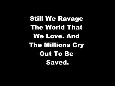 Disturbed - Another Way To Die (Lyrics)