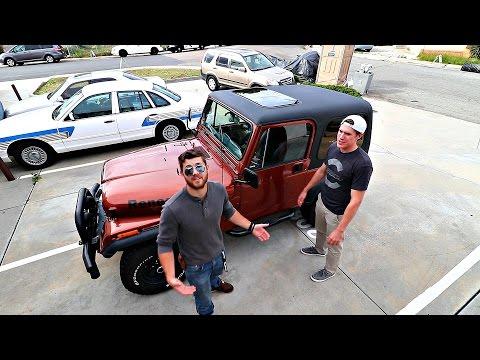 FULLY Restored Jeep CJ7 Renegade